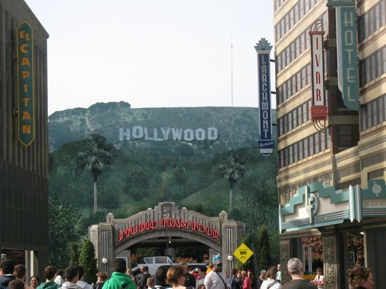 Walt Disney Studios: holliwood