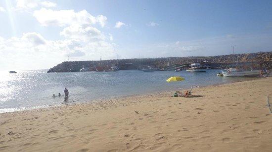 Porto de Santo Antonio Beach (Porto): Praia do Porto de Santo Antonio