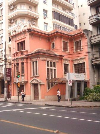 Intercity Piazza Navona: fachada do hotel