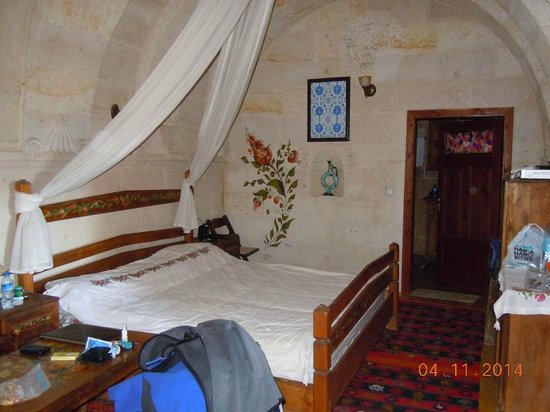 Kismet Cave House : Great mattress