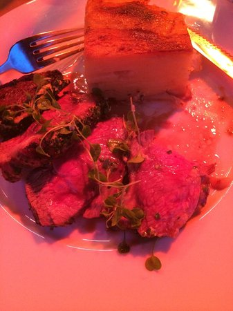 Marco Pierre White Steakhouse and Grill: Wicklow Lamb