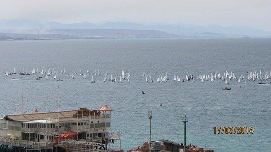 Queen of Sheba Eilat: The sea