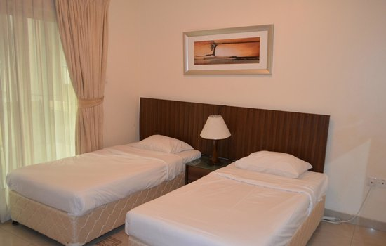 Al Barsha Hotel Apartments by Mondo : комната