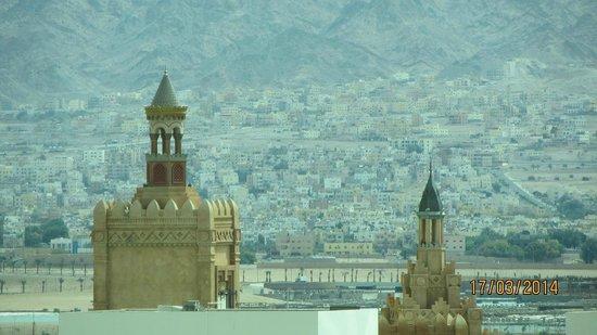 Queen of Sheba Eilat: View of Aqaba
