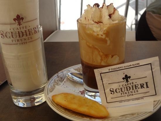 Bar Scudieri : café scudieri