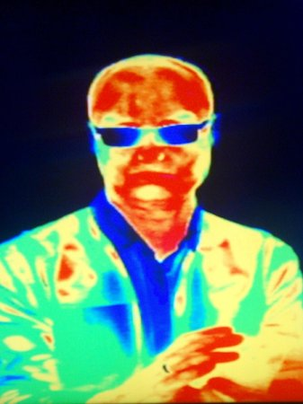Camera Obscura und Welt der Illusionen: Heat Source Camera