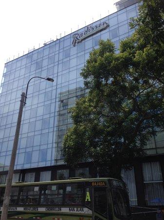 Radisson Hotel Decapolis Miraflores: Hotel