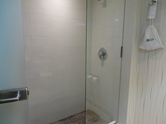 Wyndham Garden Chinatown: Shower