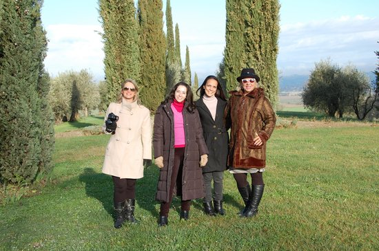 Alessandro Cammilli Private Tours: Visiting Tuscany