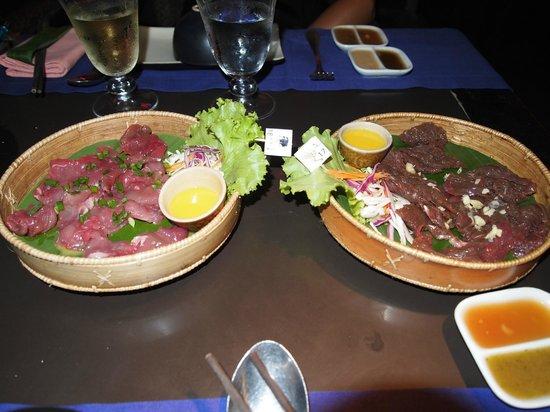 Cambodian BBQ Restaurant: cambodian bbq