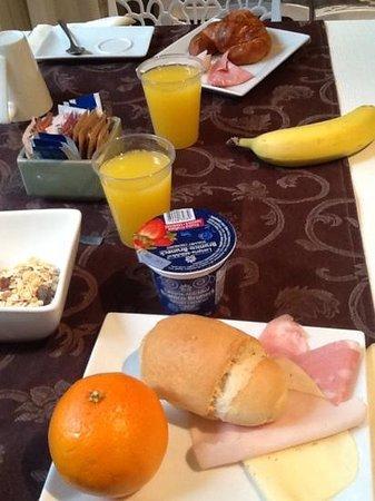 Hotel Jane: petit dejeuner