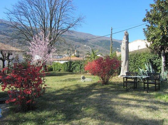 Hotel can Garay: Garden
