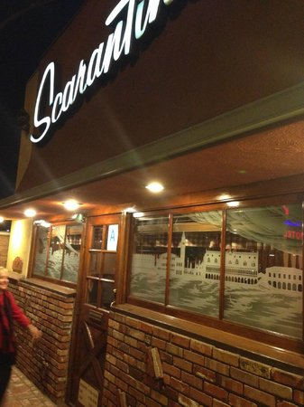 Scarantino's Italian Inn : Enter Here for Very Good Food