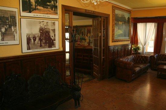 Hotel Mur : Hall