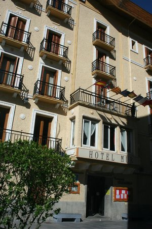 Hotel Mur : Facade