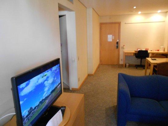 Prodigy Grand Hotel & Suites Berrini: Sala