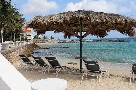 Avila Beach Hotel: Praia