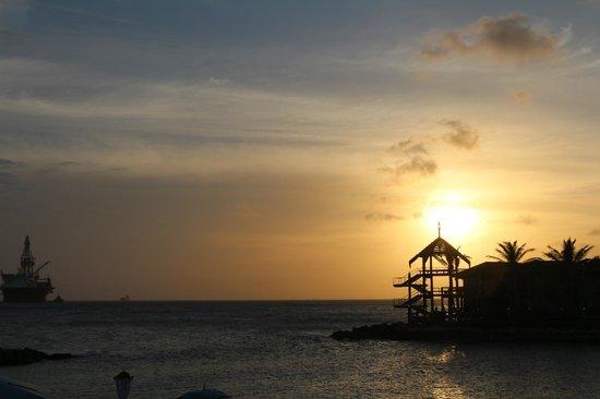 Avila Beach Hotel: Vista da praia