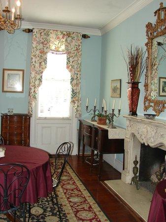 Barksdale House Inn: dining area