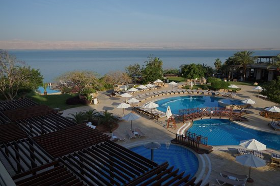 Jordan Valley Marriott Resort & Spa: From Sunset suites 326