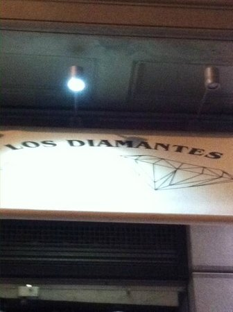 Bar Los Diamantes: Los Diamantes