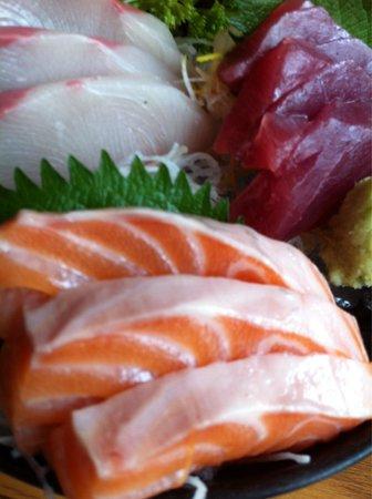 Shori Sushi House: sashimi set B