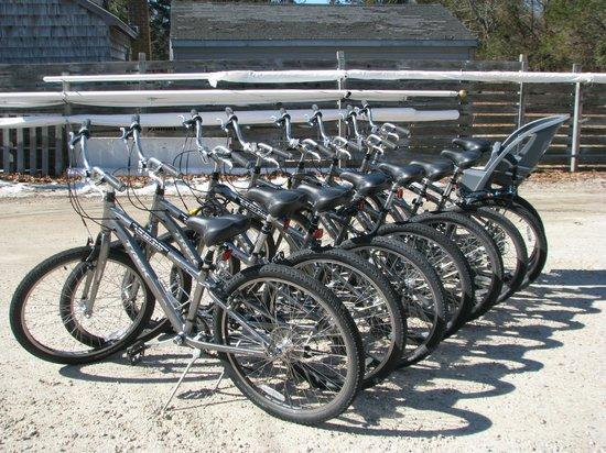Charlestown, RI: Breachway Bikes - Rentals