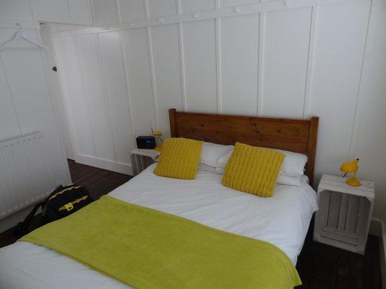 The Kings Head : bedroom