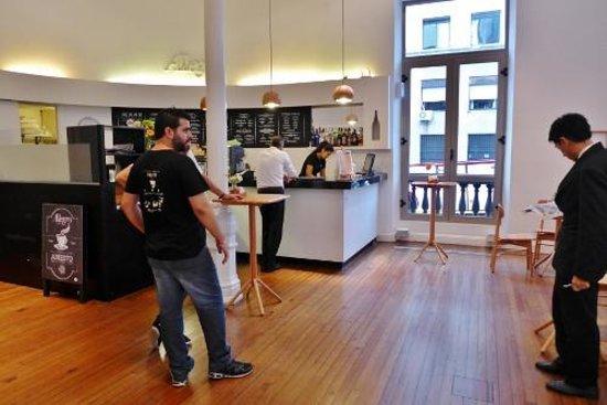 Cafeteria Allegro: Modern decor