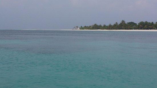 Kuredu Island Resort & Spa : la plage