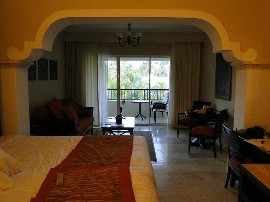 Paradisus Palma Real Golf & Spa Resort: Suite Royal Service