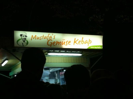Mustafa's Gemüse Kebab: Mustafas
