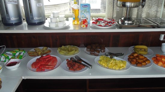 Minh Anh Hotel: daily breakfast