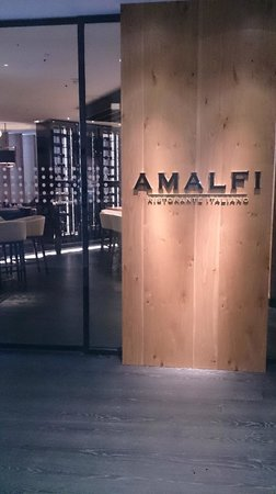 Amalfi Italian Restaurant - TEMPORARILY CLOSED