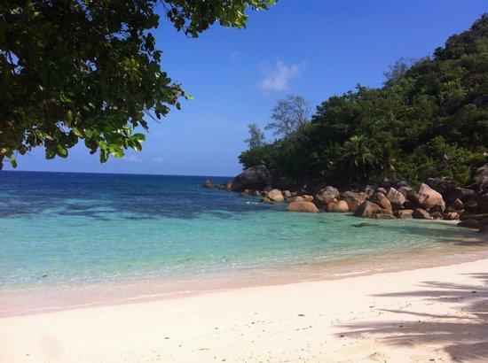 Constance Lemuria : Пляж отеля (пракически всегда пустынный)