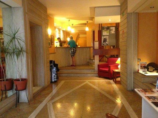 Hotel Posta : Ingresso