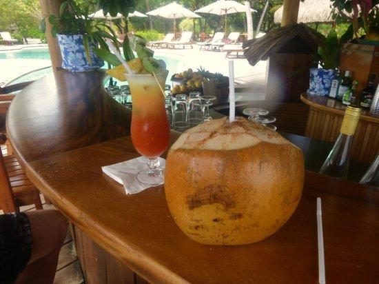 Le Taha'a Island Resort & Spa : YUM!