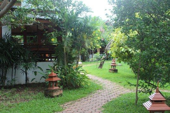Secret Garden Chiang Mai: Petits bungalows au milieu de nulle part *-*