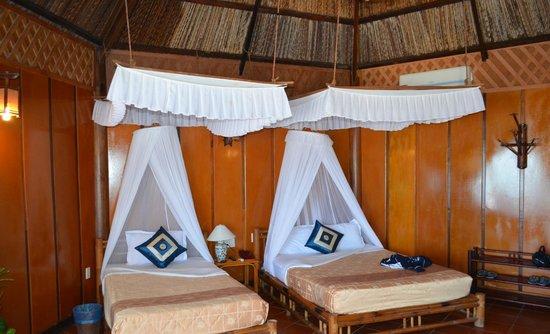Ocean Star Resort : прикольная кровать