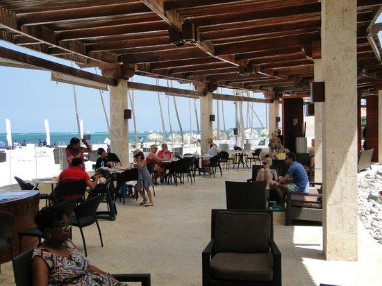 Paradisus Palma Real Golf & Spa Resort : Market Grill