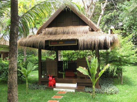 Sofitel Angkor Phokeethra Golf and Spa Resort : kids club