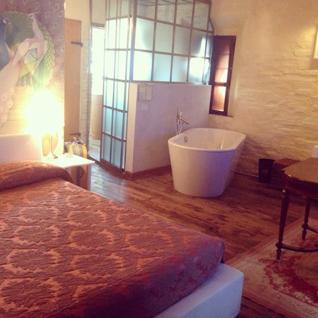 Hotel Il Villino: Suite il pavone