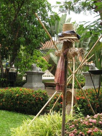 Sofitel Angkor Phokeethra Golf and Spa Resort : outdoor stage