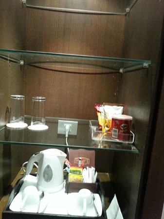 Steigenberger Makadi Hotel: Tea/Coffee
