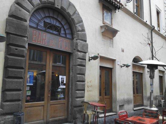 Bar del Fico : Exterior