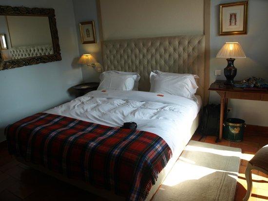 Pousada de Palmela Historic Hotel: Quarto 212