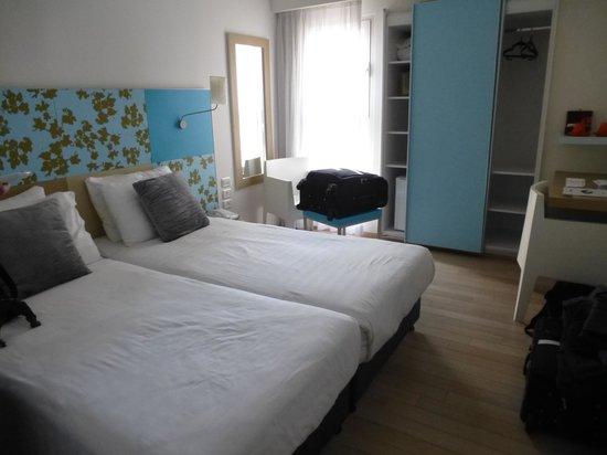 Hotel Prima City, Tel Aviv: chambre twin