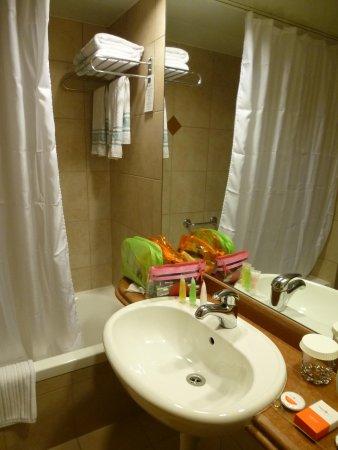 Hotel Prima City Tel Aviv: salle de bains