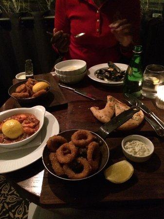 Cote Brasserie - Guildford: Starters