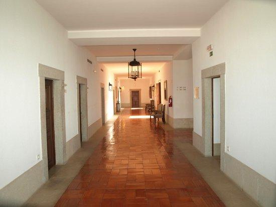 Pousada de Palmela Historic Hotel: Acessos aos quartos
